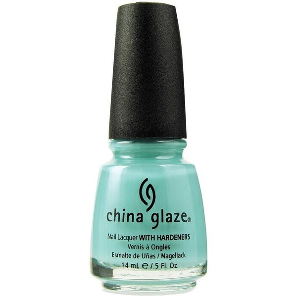 China Glaze Nail Lacquer - For Audrey (517769)