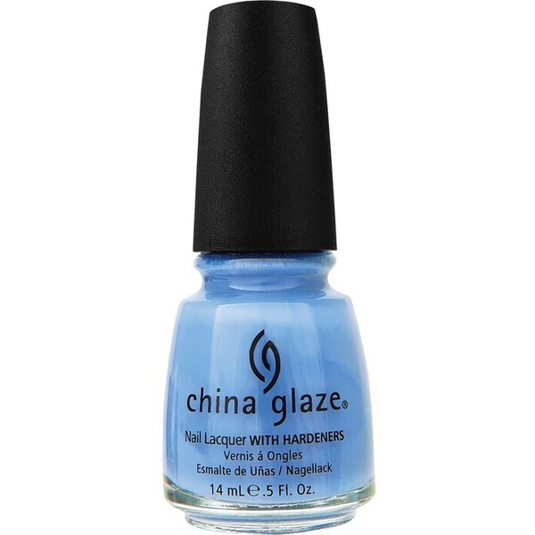 China Glaze Nail Lacquer - Secret Peri-wink-le (517770)