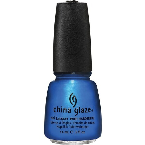 China Glaze Nail Lacquer - Splish Splash (517772)