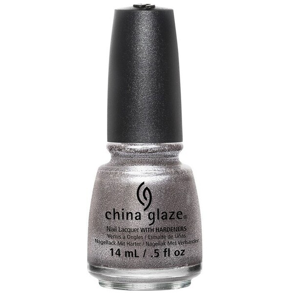 China Glaze - The Great Outdoors Collection Fall 2015 - Check Out the Silver Fox 0.5 oz. (517798)