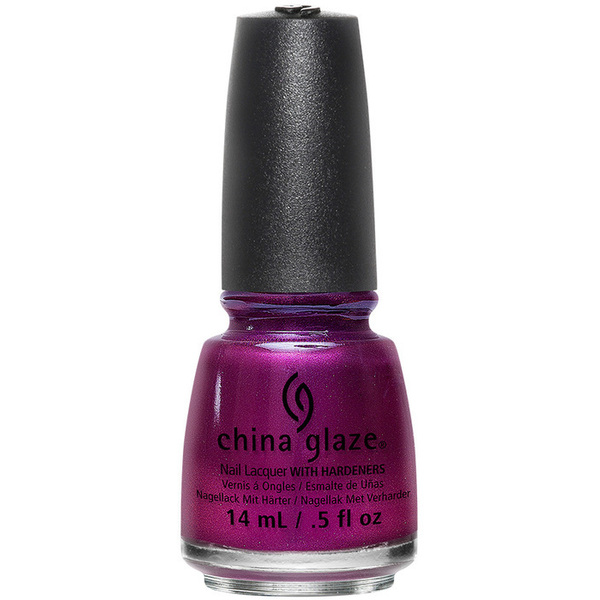 China Glaze Nail Polish - Cheers! Holiday Collection - Better Not Pout - 12 oz (14.79 ml) (517809)