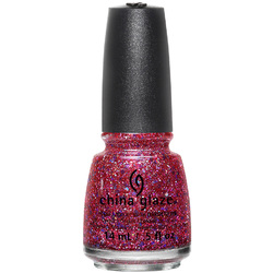 China Glaze Nail Polish - Cheers! Holiday Collection - Ugly Sweater Party - 12 oz (14.79 ml) (517812)