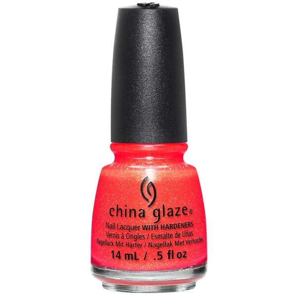 China Glaze Nail Lacquer - Lite Brites Summer Collection - Papa Don't Preach 0.5 oz. (517820)