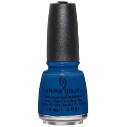 China Glaze Nail Lacquer - Lite Brites Summer Collection - I Got A Blue Attitude 0.5 oz. (517824)