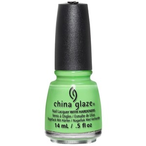 China Glaze Nail Lacquer - Lite Brites Summer Collection - Lime After Lime 0.5 oz. (571823)