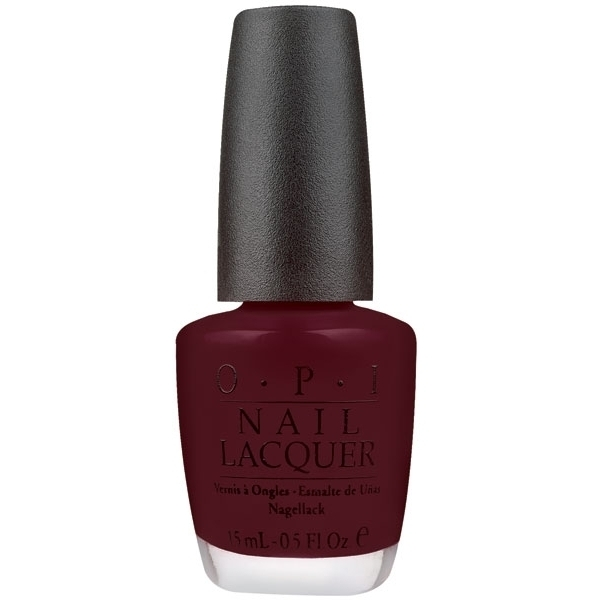 OPI Classic Colors Nail Lacquer 0.5 oz. Lincoln Park After Dark (611194)