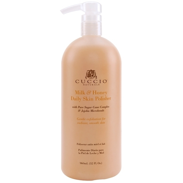 Cuccio Naturale Skin Polisher Milk & Honey 32 oz. (662010)