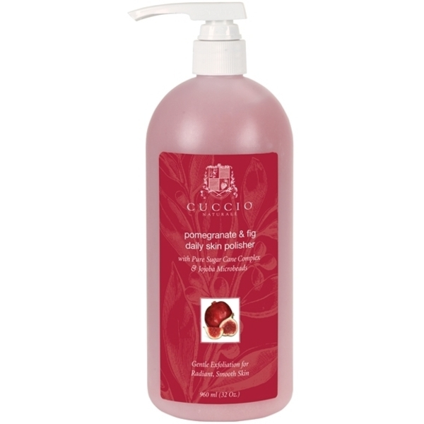 CUCCIO NATURALE Pomegranate & Fig Daily Skin Polisher 32 oz. (662124)