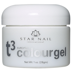 STAR NAIL T3 Colour Gel Strike-A-Pose Pink 1 oz. (662207)