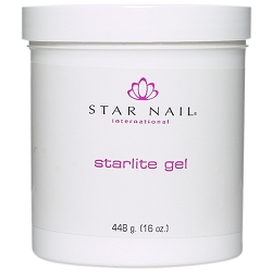 STAR NAIL Starlite Gel Clear 16 oz. (662250)