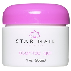 STAR NAIL Starlite Gel White 1 oz. (662264)