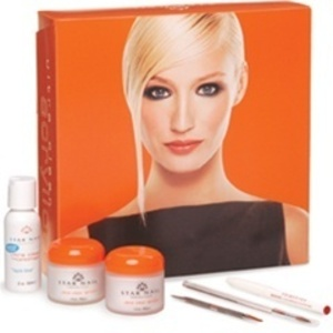 STAR NAIL Ultra Clear Acrylic Kit (662271)