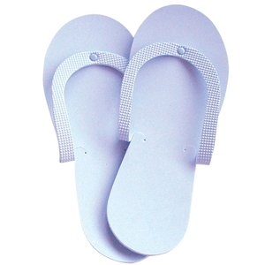 CUCCIO NATURALE Lavender Spa Pedicure Slippers 1 Pair (662294)