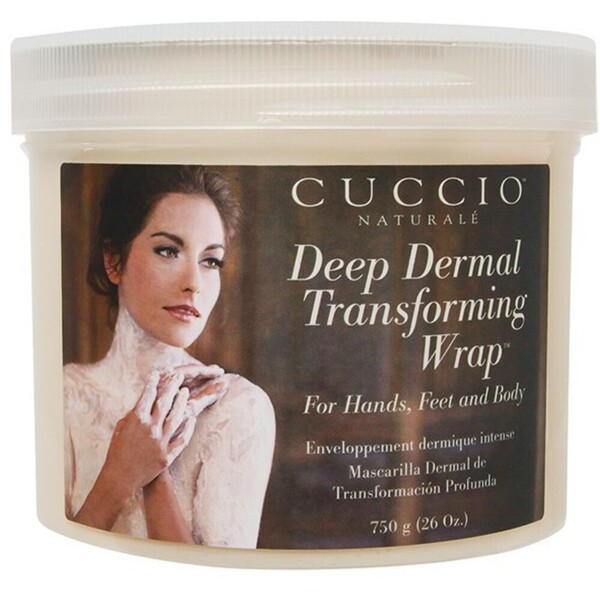 CUCCIO NATURALE Deep Dermal Transforming Wrap 26 oz. (662339)