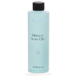 STAR NAIL Miracle Soak Off  8 oz. (662486)
