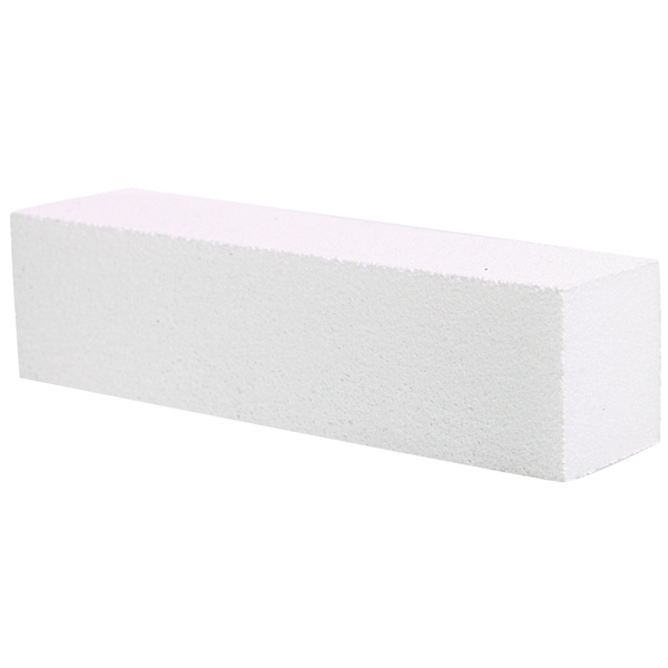 STAR NAIL White Sanding Block 240 12 Count (662644)
