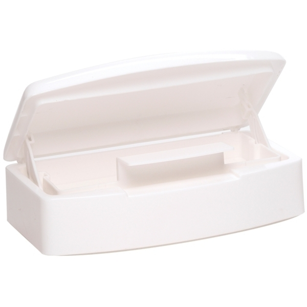 STAR NAIL White Sterilization Tray (662667)