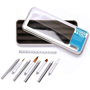 Star Nail Master Tech Brush Kit (662824)