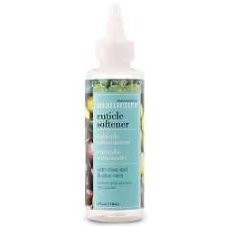 Manicure Cuticle Softener with Olive Leaf & Aloe Vera 4 oz. (663413)