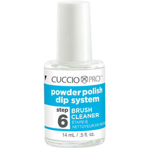Cuccio Pro - Powder Polish Nail Colour Dip System - Step 6 - Brush Cleaner 0.5 oz. (663563)