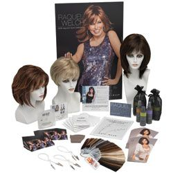 RAQUEL WELCH HAIRUWEAR Sheer Indulgence Collection