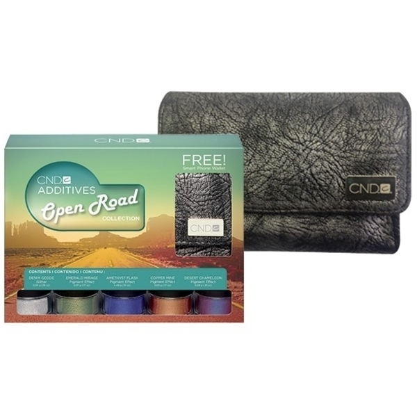CND Open Road Collection Spring 2014 - Additives Kit (768317)