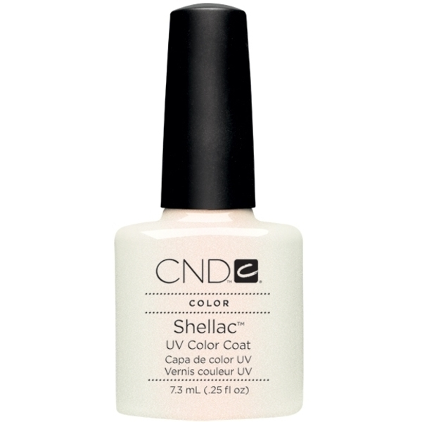 CND Shellac UV Color Coat Moonlight & Roses .25 oz. (768840)