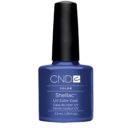 CND Shellac UV Color Coat Purple Purple .25 oz. (768842)