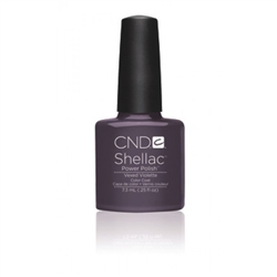 IN STOCK NOW! CND Shellac UV Color Coat Fall 2012 - Vexed Violette
