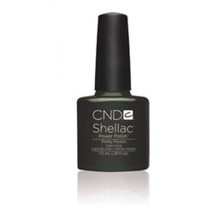 IN STOCK NOW! CND Shellac UV Color Coat Fall 2012 - Pretty Poison