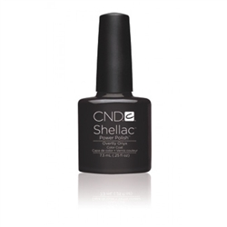 IN STOCK NOW! CND Shellac UV Color Coat Fall 2012 - Overtly Onyx