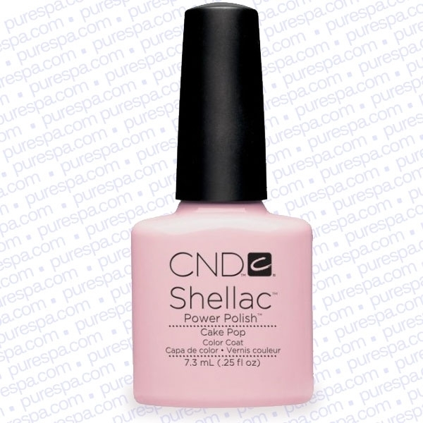 CND Shellac Spring 2013 Collection - Cake Pop / 0.25 oz. - 7.3 mL