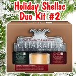 CND Shellac Holiday 2013 Charmed Collection - Duo Kit #2