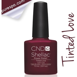 CND Shellac Fall 2013 Forbidden Collection - Tinted Love / 0.25 oz. - 7.3 mL