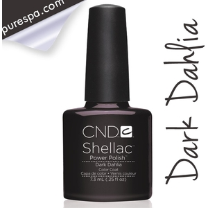CND Shellac Fall 2013 Forbidden Collection -Dark Dahlia / 0.25 oz. - 7.3 mL