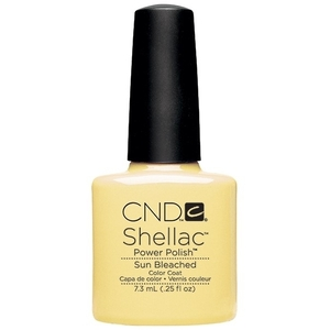 CND Shellac Open Road Collection Spring 2014 - Sun Bleached 0.25 oz. - 7.3 mL (768893)