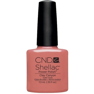 CND Shellac Open Road Collection Spring 2014 - Clay Canyon 0.25 oz. - 7.3 mL (768895)