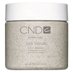 CREATIVE SPA SpaPedicure A.H.A. Sea Scrub 21 oz.