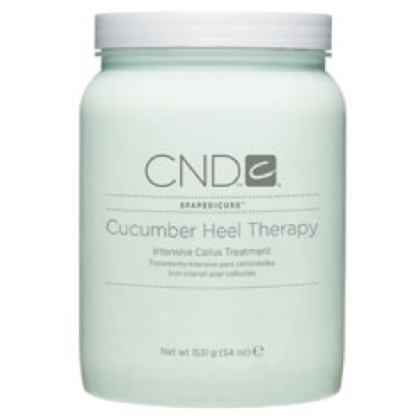 CND SpaPedicure Cucumber Heel Therapy 54 oz.
