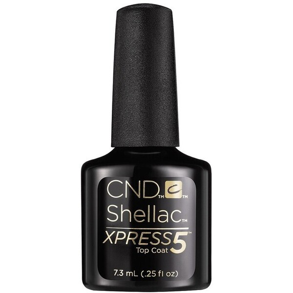 CND Shellac XPRESS5 Top Coat 0.25 oz. (769321)