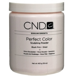 CND Powder Blush Pink - Sheer Perfect Color Powder 16 oz.
