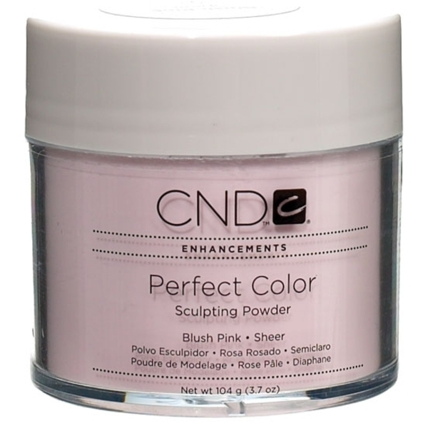 CND Powder Blush Pink - Sheer 3.7 oz.