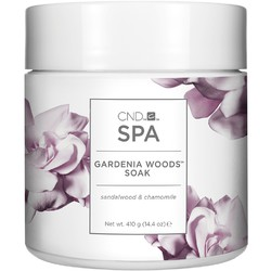 CND Spa Collection Gardenia Woods Soak 14.4 oz. (769602)