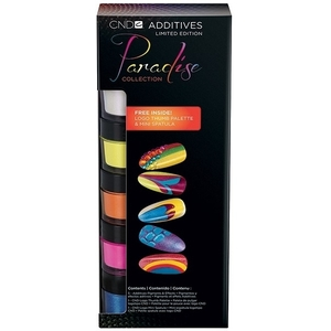 CND Paradise Summer Collection 2014 - Additives Kit (769771)