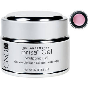 CND Brisa™ Sculpting Gels CND Brisa UV Sculpting Gel Neutral Pink 1.5 oz.