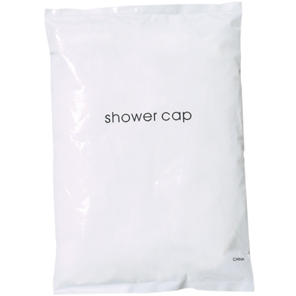 "FOR PRO Polybag Shower Cap 20"" 100 Pack (800101)"