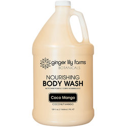 Nourishing Body Wash Coco Mango 1 Gallon (800329)