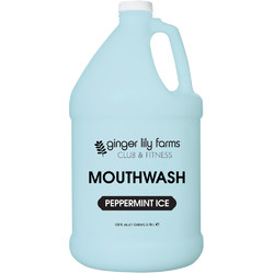 Peppermint Ice Mouthwash 1 Gallon (800353)