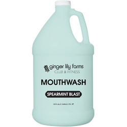 Spearmint Blast Mouthwash 1 Gallon (800354)