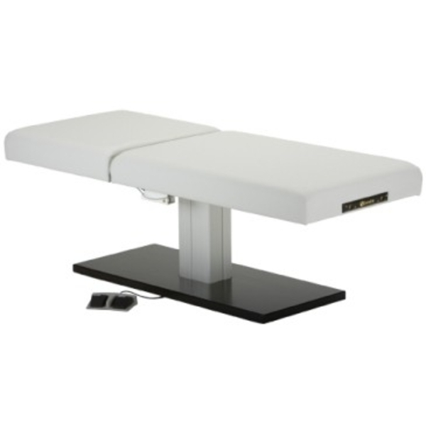 Everest Spa Tilt Single Pedestal Electric Lift Table